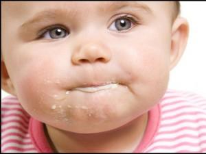 Alimentación del bebé: introducción a los cereales