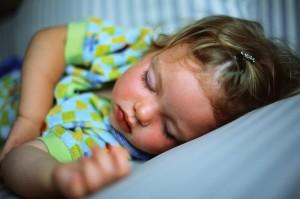 Bebé dormida