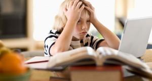 Los deberes de los niño