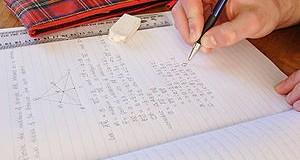 Lograr que los niños hagan sus deberes solos