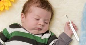 Cómo tomar la temperatura a mi hijo