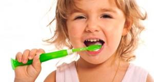 Los dientes de los niños: Su cuidado