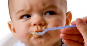 Alimentación bebes, bienvenidos sólidos